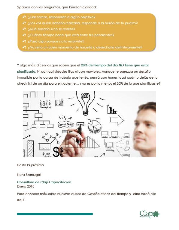 Tips para una planificación flexible 4-01-01